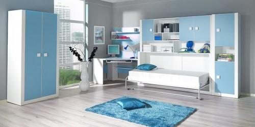 Concept KIDS room og vægseng